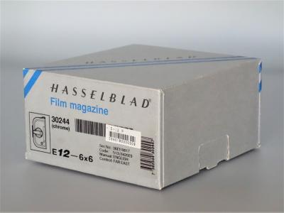 HASSELBLAD Film magazine E12 6x6 chrome