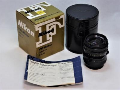 Nikon PC Nikkor f:2.8 35mm W/ Original Box
