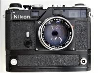 Nikon SP Black W/S-36 Compleat Set Early