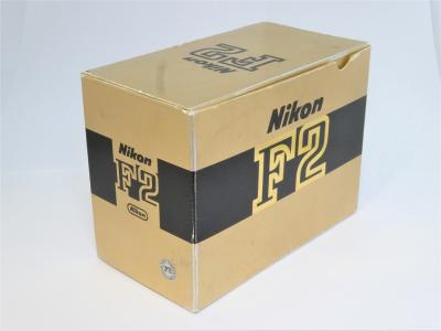 Nikon F2 Titan No Name W/ Original Box